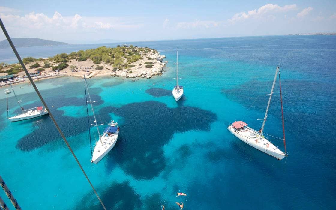 Sail the Athenian Coastline - Private Morning trip