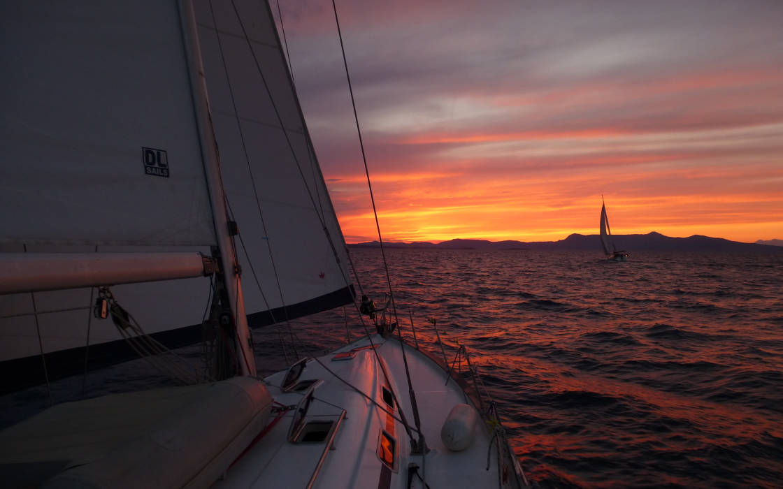 Sail the Sunset - Private Afternoon Trip